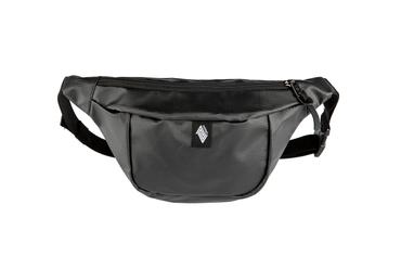 Nitro Unisex Gürteltasche Hip Bag (Tough Black) – Bild 1