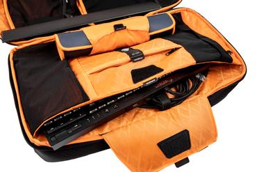 Nitro Unisex Rucksack Gamer 32L (Penta Black/Orange) – Bild 7