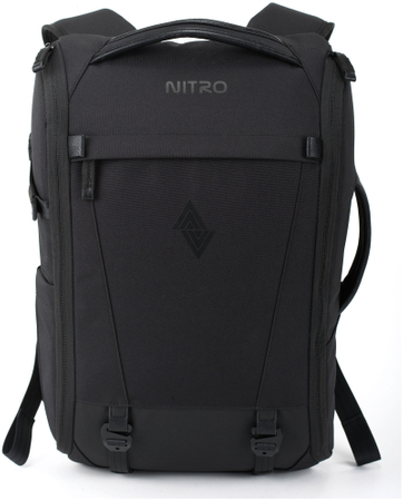 Nitro Unisex Rucksack Remote Ohne Insert (Black) – Bild 1