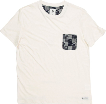 Element Herren T-Shirt JASON (Bone White)