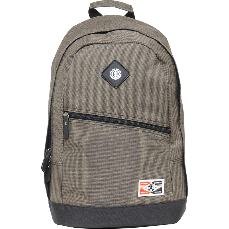 Element Herren Rucksack CAMDEN BPK (Khaki Heather) 001