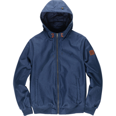 Element Herren Jacke DULCEY (Eclipse Nav Hea)