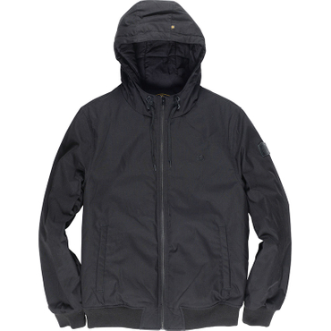 Element Herren Jacke DULCEY (Flint Black Htr)