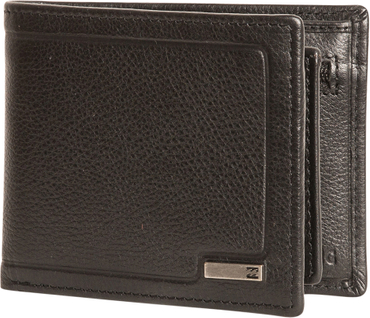 Billabong Herren Geldbeutel SCOPE WALLET (Black)
