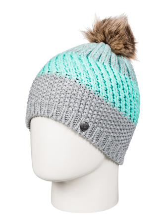 Roxy Damen Mütze HAILEY BEANIE (Heritage Heather)