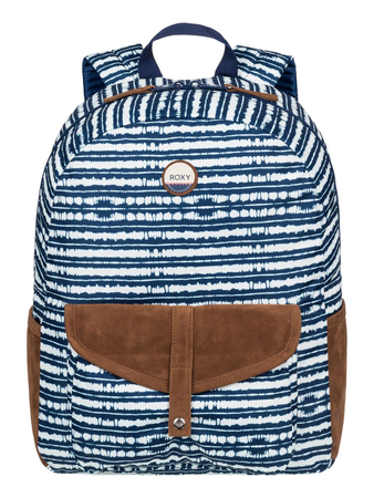 Roxy Damen Rucksack CARRIBEAN (Blue Depths Olmeque)