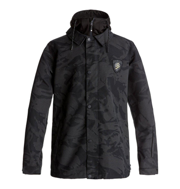 DC Shoes Herren Jacke CASH ONLY SE (Reflective Camo) – Bild 1