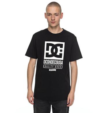 DC Shoes Herren T-Shirt KEEP ROLLING SS (Black)