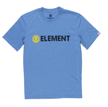 Element Herren T-Shirt blazin ss (Niagara Heather)