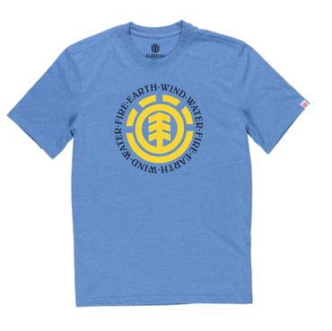 Element Herren T-Shirt seal ss (Niagara Heather)