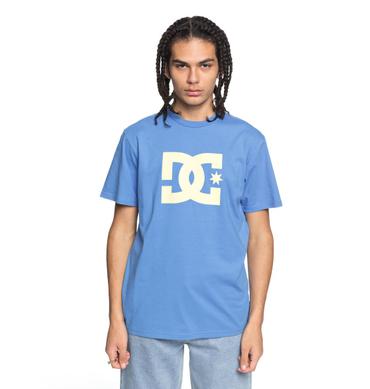 DC Herren T-Shirt Star (Campanula/ Lemon Mer) – Bild 1