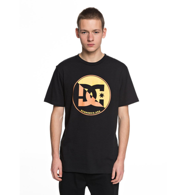 DC Herren T-Shirt Up Shore (Black) – Bild 1