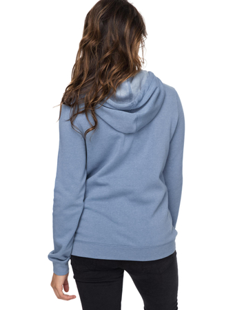 Roxy Damen Hoodie Full Of Joy A (Blue Shadow) – Bild 3