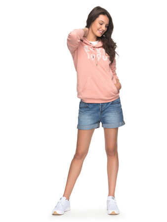 Roxy Damen Hoodie Full Of Joy A (Rose Tan) – Bild 2