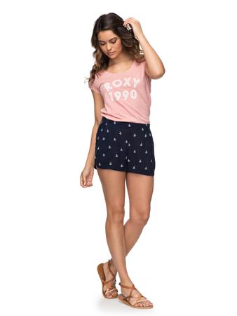 Roxy Damen T-Shirt Bobby B (Rose Tan) – Bild 2