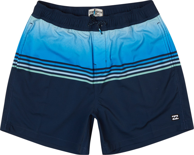 Billabong Herren Badeshorts Fifty50 Faded Lb 16 (Blue) 001
