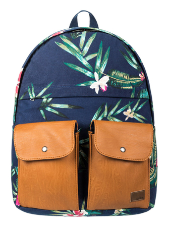 Roxy Rucksack Stop And Share (Dress Blue Isle) – Bild 1