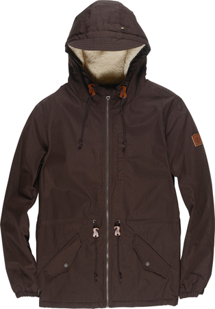 Element Herren Jacke STARK (Chocolate Torte)