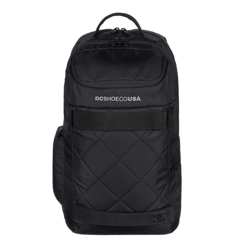 DC Shoes Rucksack Carryal Backpack (Black) 001