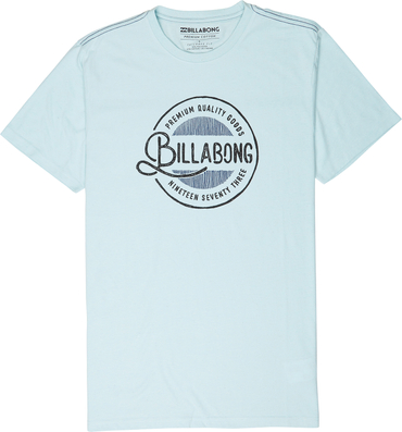 Billabong Herren T-Shirt PLAZA TEE SS (Water)