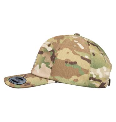 Dc Herren Snapback Cap Cam Hipper (Camo) – Bild 2