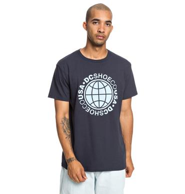 DC Shoes Herren T-Shirt Cardinal Ss M (Parisian Night) – Bild 1
