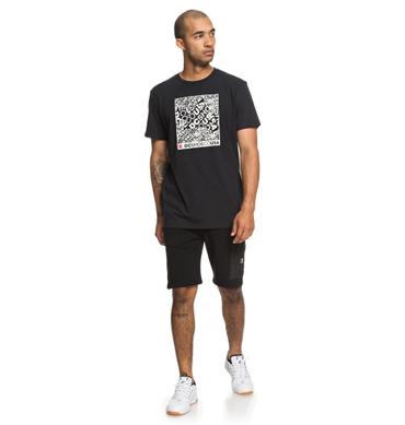DC Shoes Herren T-Shirt Cover Up Ss M (Black) – Bild 3