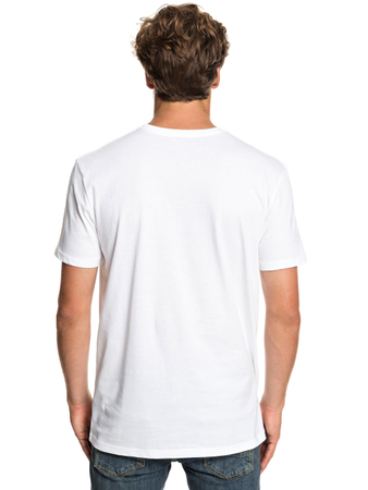 Quiksilver Herren T-Shirt Scrtingredienss M (White) – Bild 3