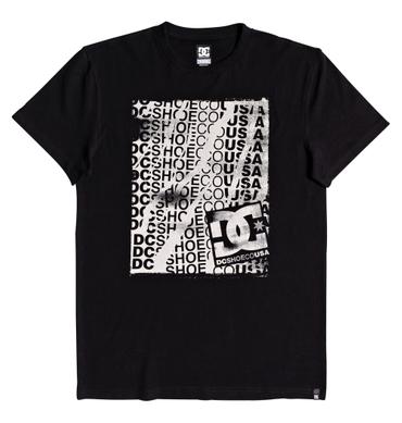 DC Shoes Herren T-Shirt Worldtour (Black) – Bild 1