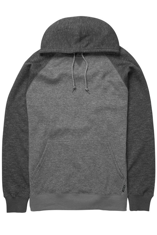 Billabong Herren Pullover BALANCE PULLOVER (Dark Grey Heath) 001