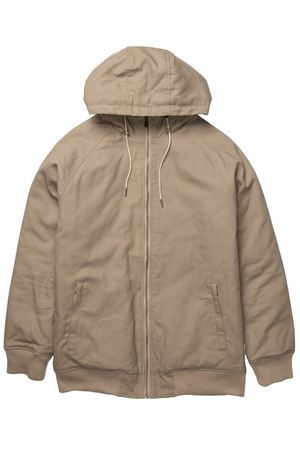 Billabong Herren Jacke ALL DAY CANVAS JACKE (Light Khaki)
