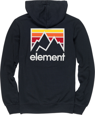 Element Herren Hoodie Joint Po Hood (Flint Black) – Bild 2