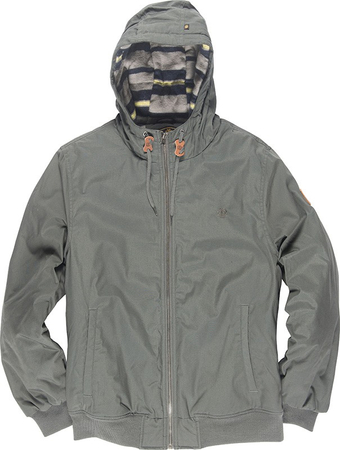 Element Herren Jacke DULCEY (Stone Grey)
