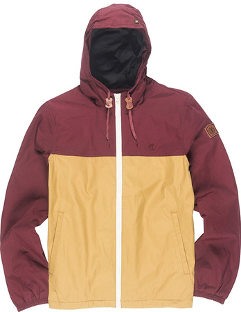 Element Herren Jacke ALDER (Can Kha Nap Red)