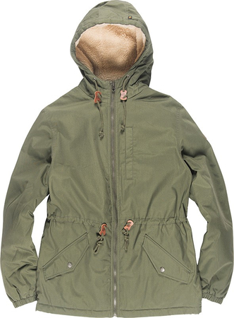 Element Herren Jacke STARK (Moss Green)