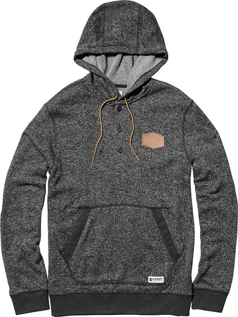 Element Herren Fashion Fleece HIGHLAND (Charcoal Heather)