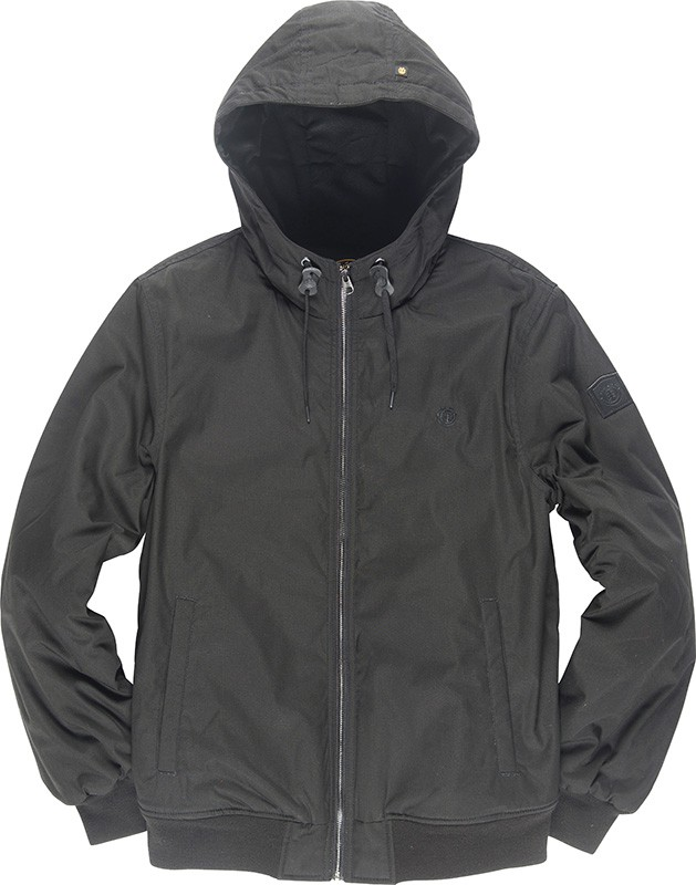 Element Herren Jacke DULCEY (Flint Black) 001
