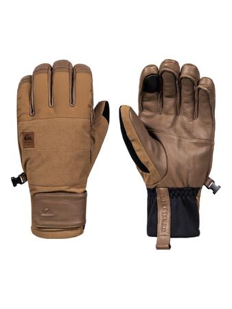 Quiksilver Herren Ski- & Snowboardhandschuhe Squad Glove (Otter) – Bild 1