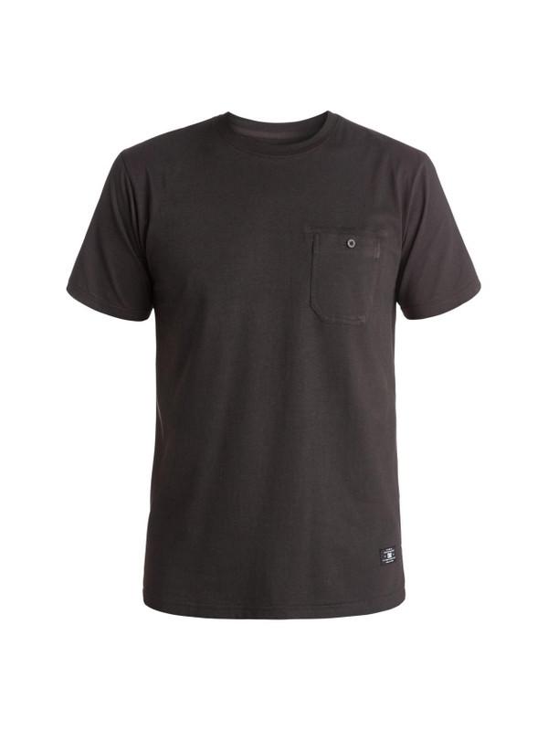 DC Shoes Herren T-Shirt DURLSTON (Bold Cam Green) 001