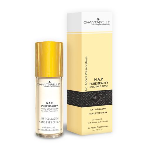 N.A.P. PURE BEAUTY Lift Collagen Augencreme 30ml