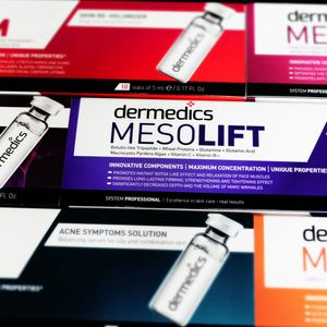 Dermedics MESO LIFT Mesotherapie Serum, 10 x 5ml – Bild 3