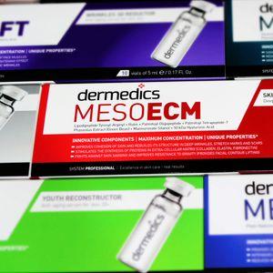Dermedics MESO ECM Mespotherapie Serum, 10 x 5ml – Bild 3