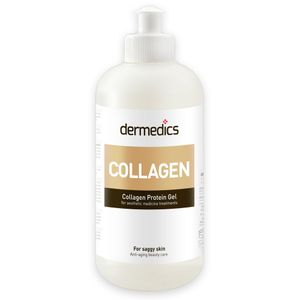 Dermedics COLLAGEN Gel mit Kollagenextrakt 250g – Bild 1