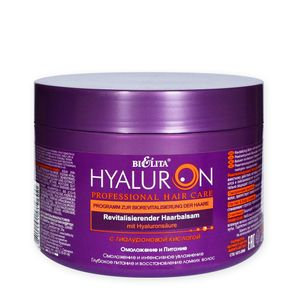 Belita HYALURON Professional Hair Care Haarmaske/Balsam, 500ml