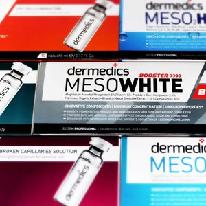 Dermedics MESO WHITE BB Glow BOOSTER Serum, 10 x 5ml – Bild 3