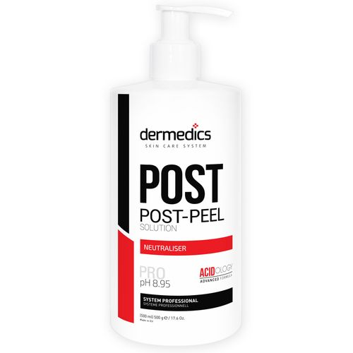 Dermedics POST-PEEL Neutraliser pH-neutralisierendes Gel 500ml