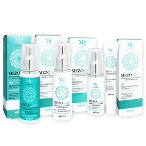 Belita MEZOcomplex Anti-Aging Hautpflege-Set 40+, 150ml