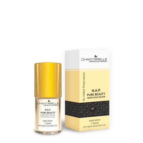 N.A.P. PURE BEAUTY Serum C Peptide 15ml