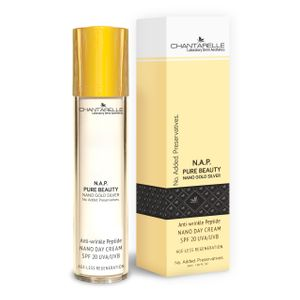 N.A.P. PURE BEAUTY Nano Peptide Tagescreme SPF20 50ml