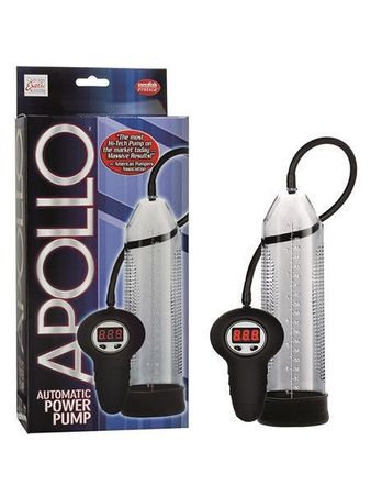 Apollo Automatic Power Pump: Penispumpe